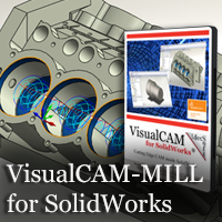 VisualMILL for SolidWorks